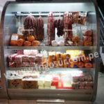 Exhibidora de carnes
