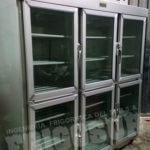 Camara refrigerada en congelación, conservación y mixta